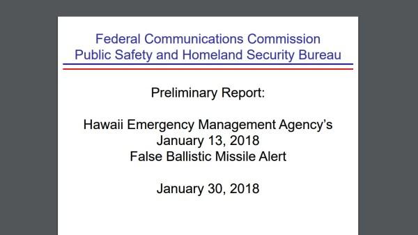 Hawaii's False Missile Alert Details Emerge: Threat ...