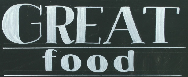 great-food-sign