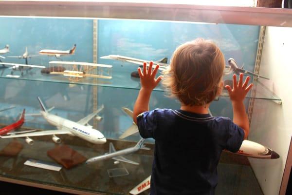 1940 Air Terminal Museum Little Planes