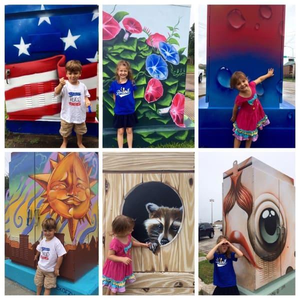 Houston Mini Murals