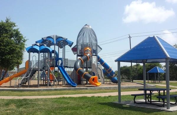 "Schreiber ""Flagship"" Park in Galveston… 3 Story Space ..."