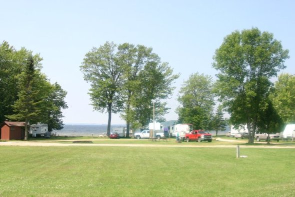 Overview of Camp Sites