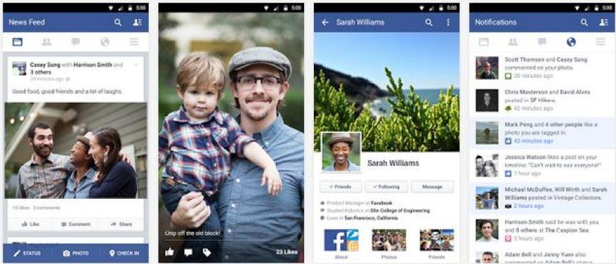 Facebook 86.0.0.0.18 alpha (arm) (280-640dpi) (Android 4.0.3+) Beta Apk Cracked