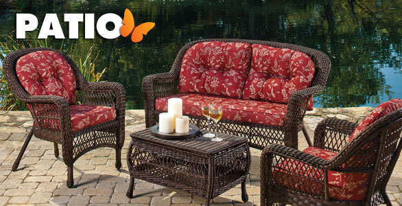 Patio Furniture | Outdoor Living | Big Lots on Outdoor Sectional Big Lots id=59786