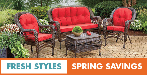 Outdoor Living | Big Lots on Outdoor Sectional Big Lots id=39399