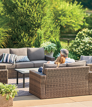 Patio Furniture - Affordable Outdoor Furniture | Big Lots on Outdoor Sectional Big Lots id=32316