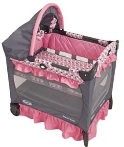 Graco Travel Lite Crib