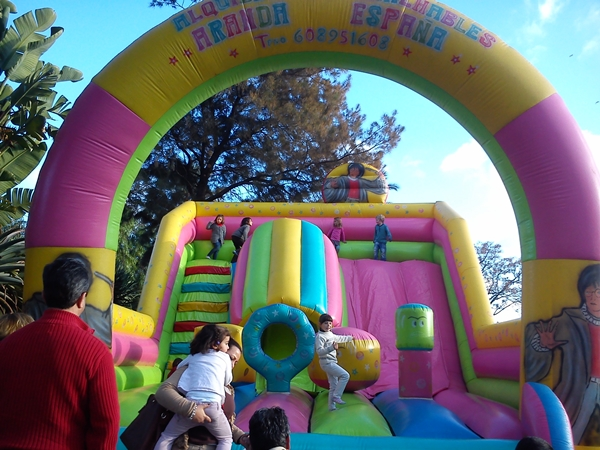 bouncy-castle-Torre-del-Mar