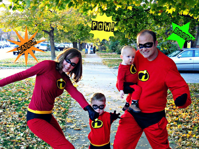 freshly completed incredibles