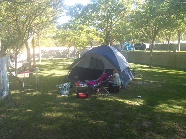Bermejales camping