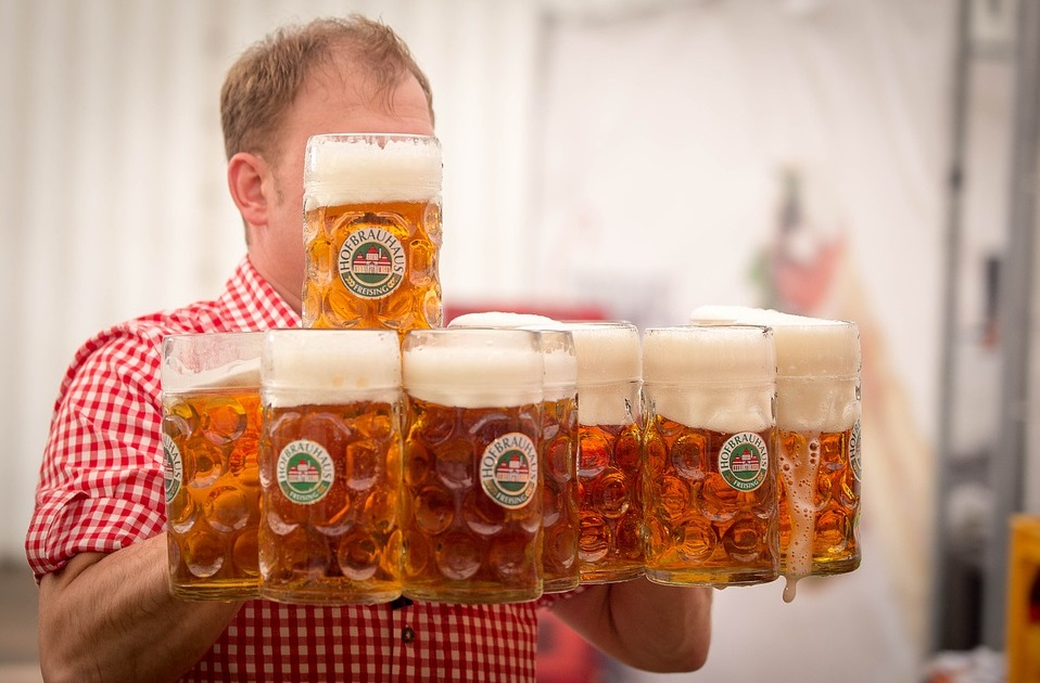 bière bienfaits poil
