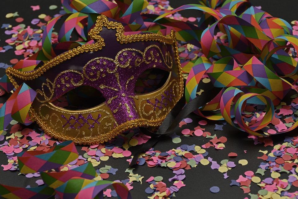Comment se déguiser pour Mardi Gras ?