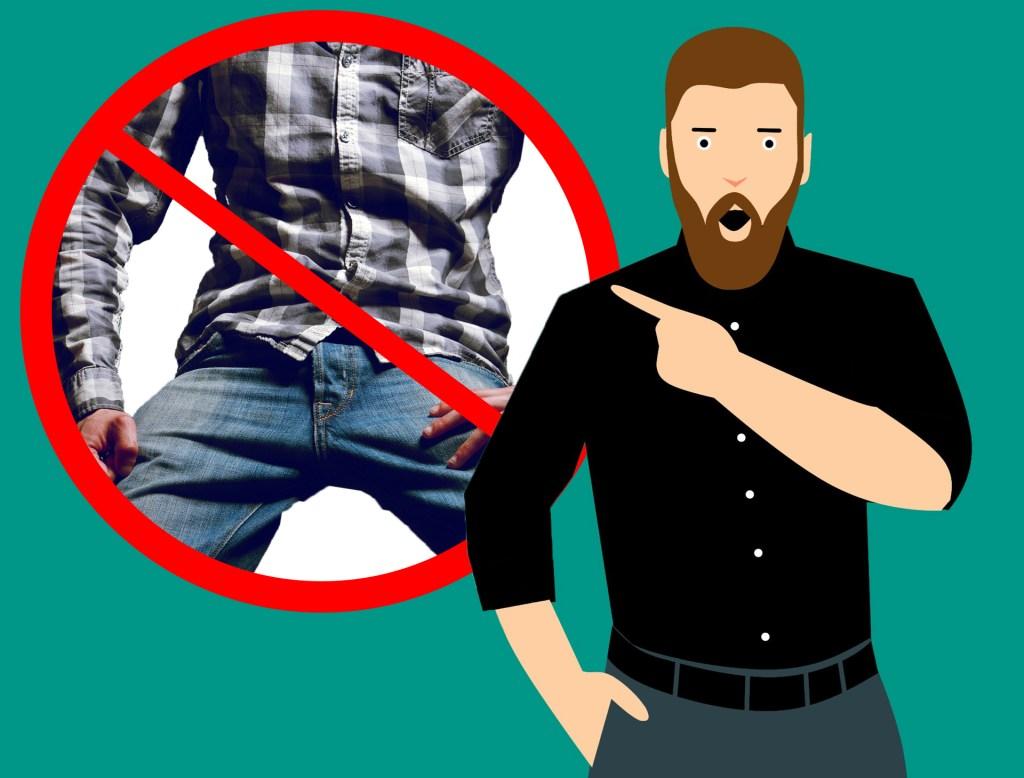 Comment mettre sa chemise dans son pantalon ?