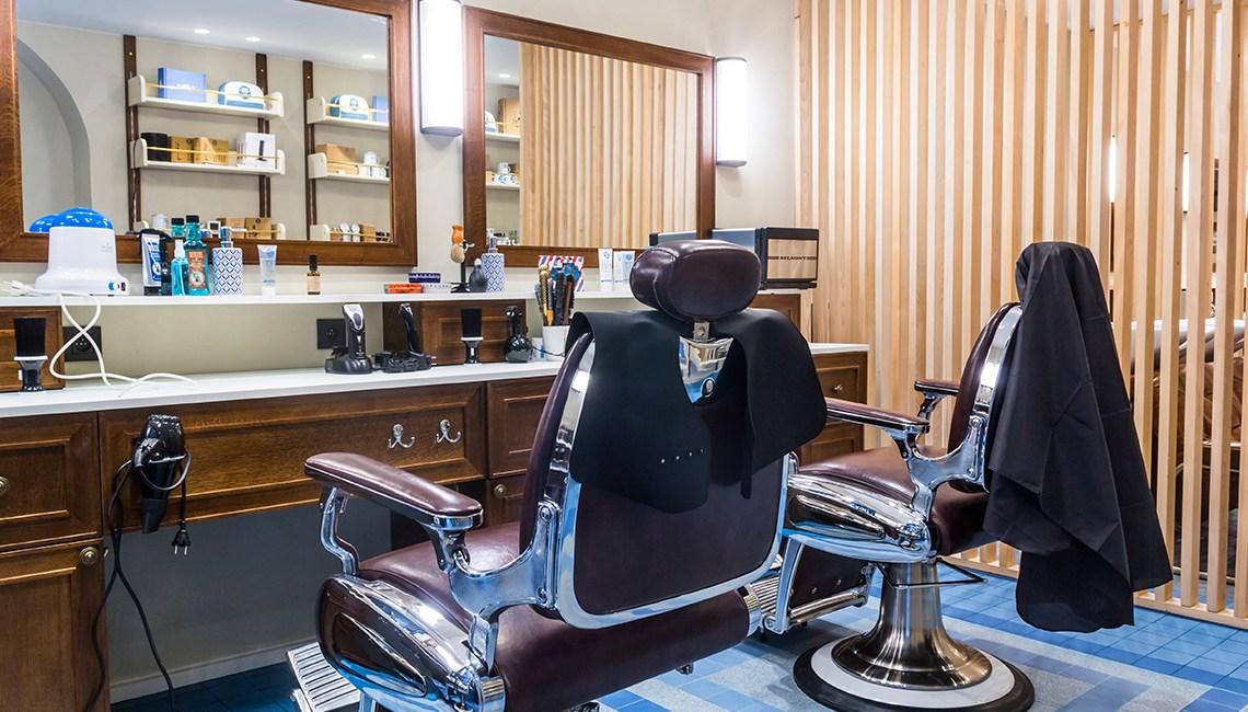 Avantages prestation barbier