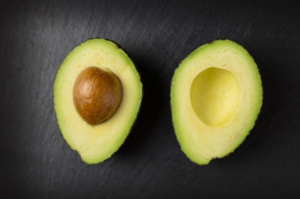 Avocat soin peau