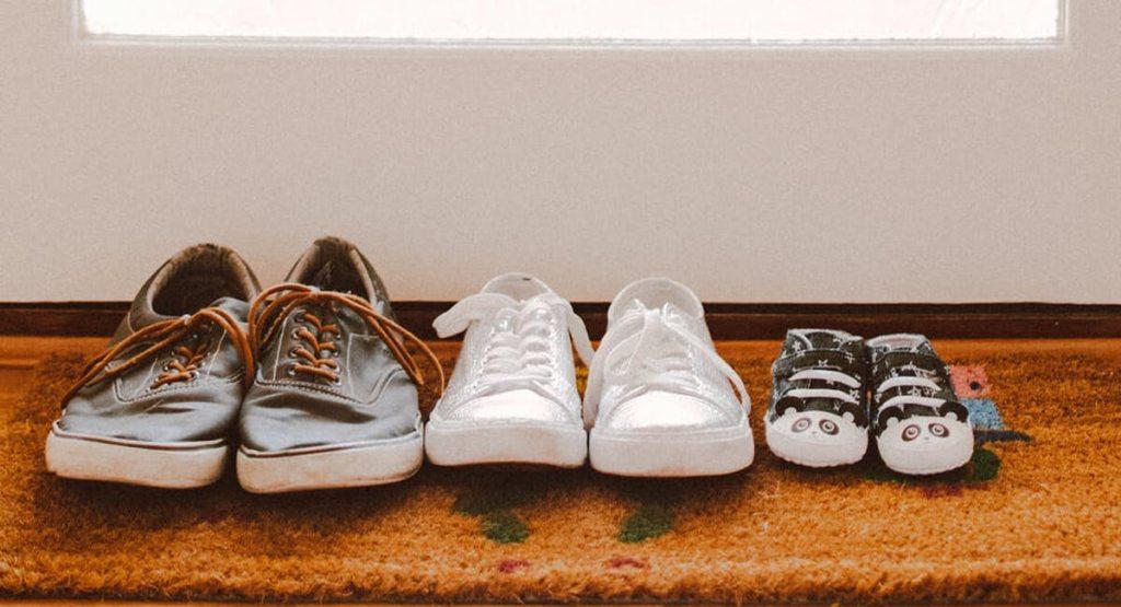 chaussure pour ne pas puer des pieds