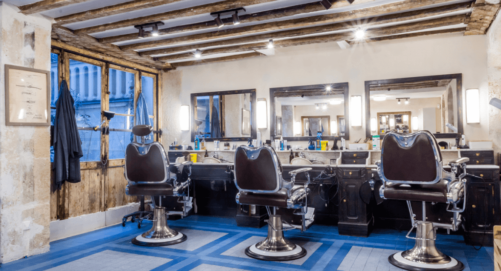 salon de barbier paris pour arranger sa coupe