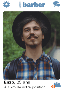 photo site de rencontre moustache