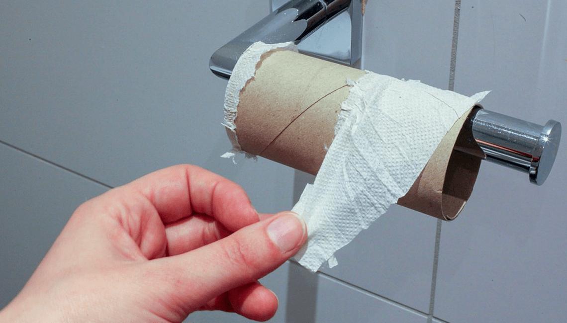 papier toilette pénurie