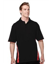 Tri Mountain Short Sleeve Groove Shirt