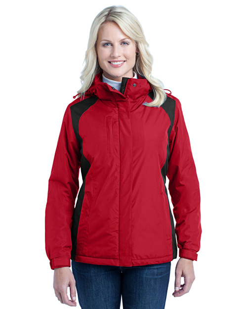 Port Authority Ladies Barrier Jacket. L315