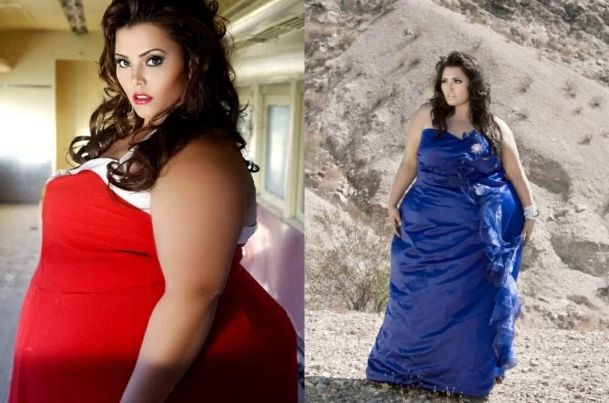 Rosie Mercado trasformazione