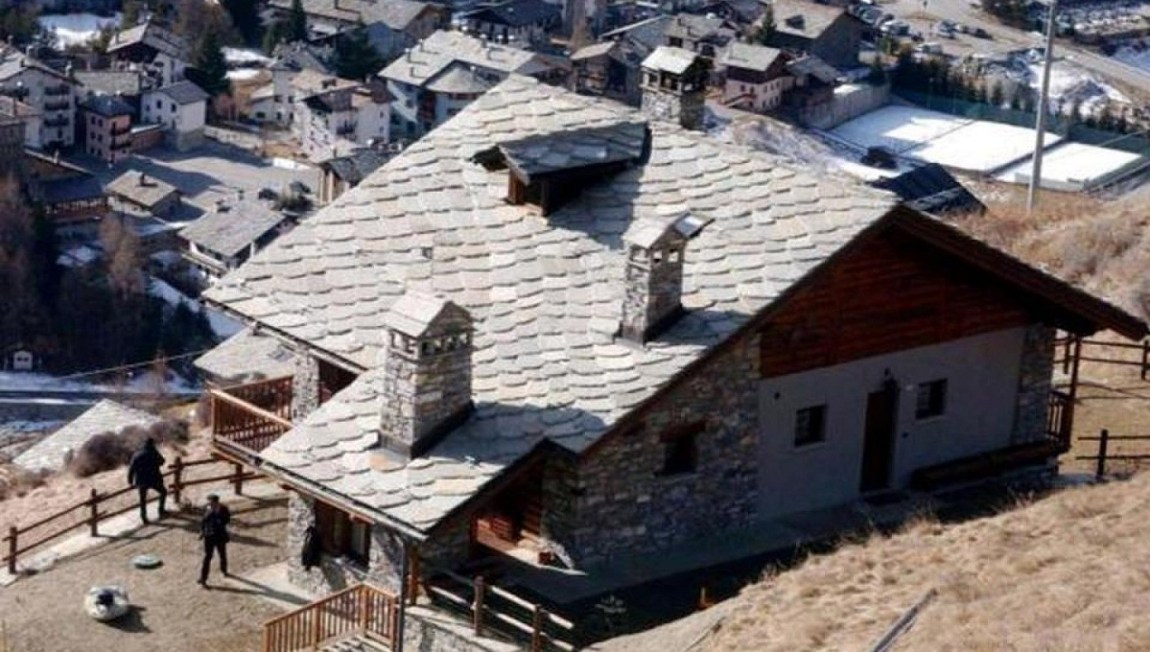 Cogne villa