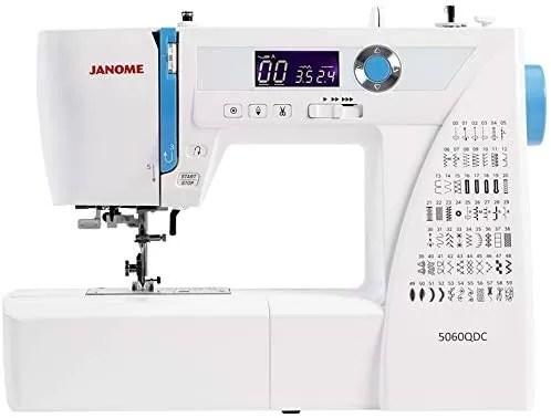 Janome 5060 QDC