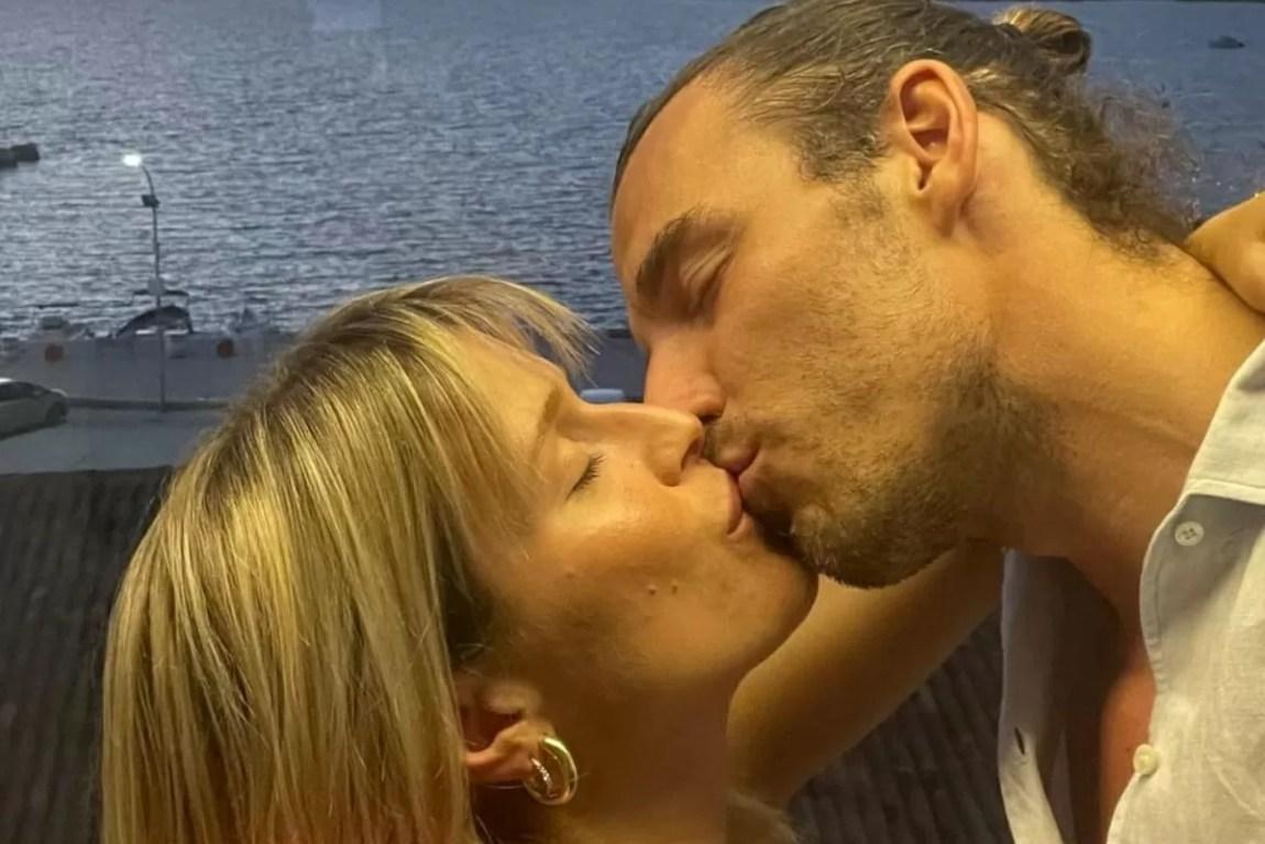 Lorena Cacciatore and Federico Marchetti soon parents