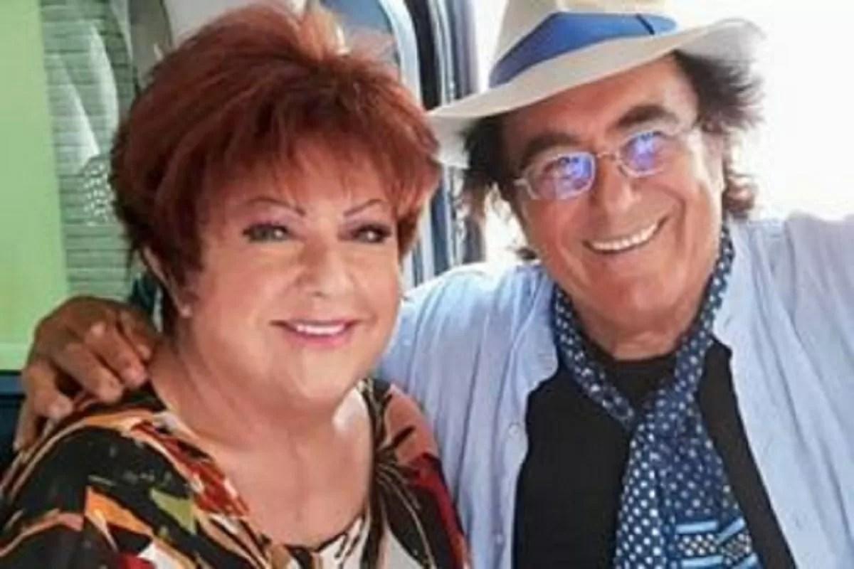 Al Bano Carrisi irrepressible with Orietta Berti