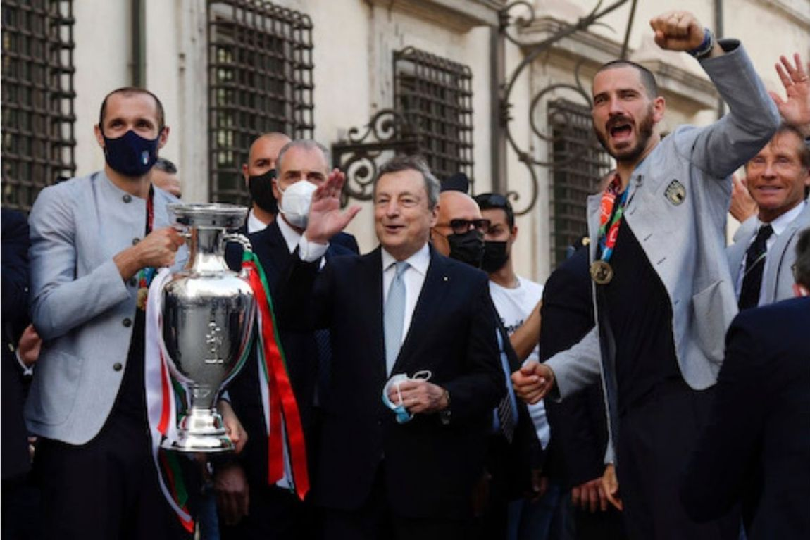 Italy by Mario Draghi