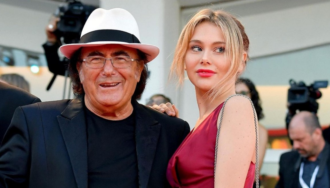 """Jasmine Carrisi after the success moves away from her father Al Bano """"I go away"""""""