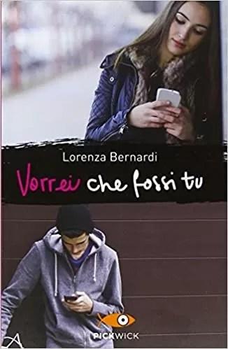 I wish it were you by Lorenza Bernardi