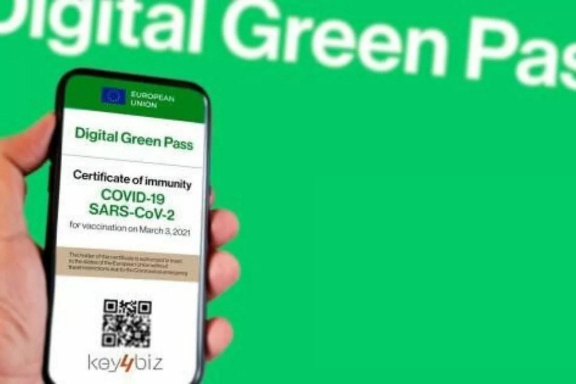 mandatory green pass