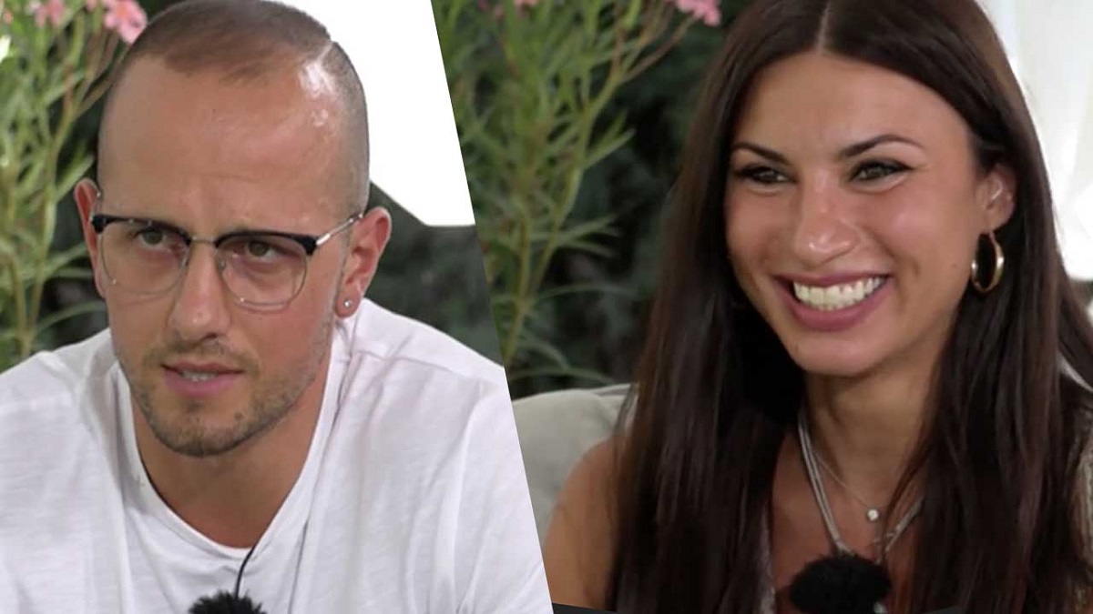 Temptation Island: Manuela and Luciano continue their acquaintance, fans are convinced that he exploits it