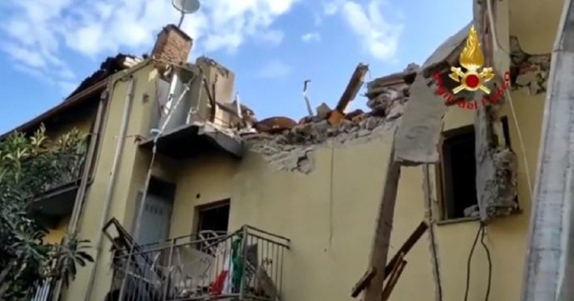 explosion in turin