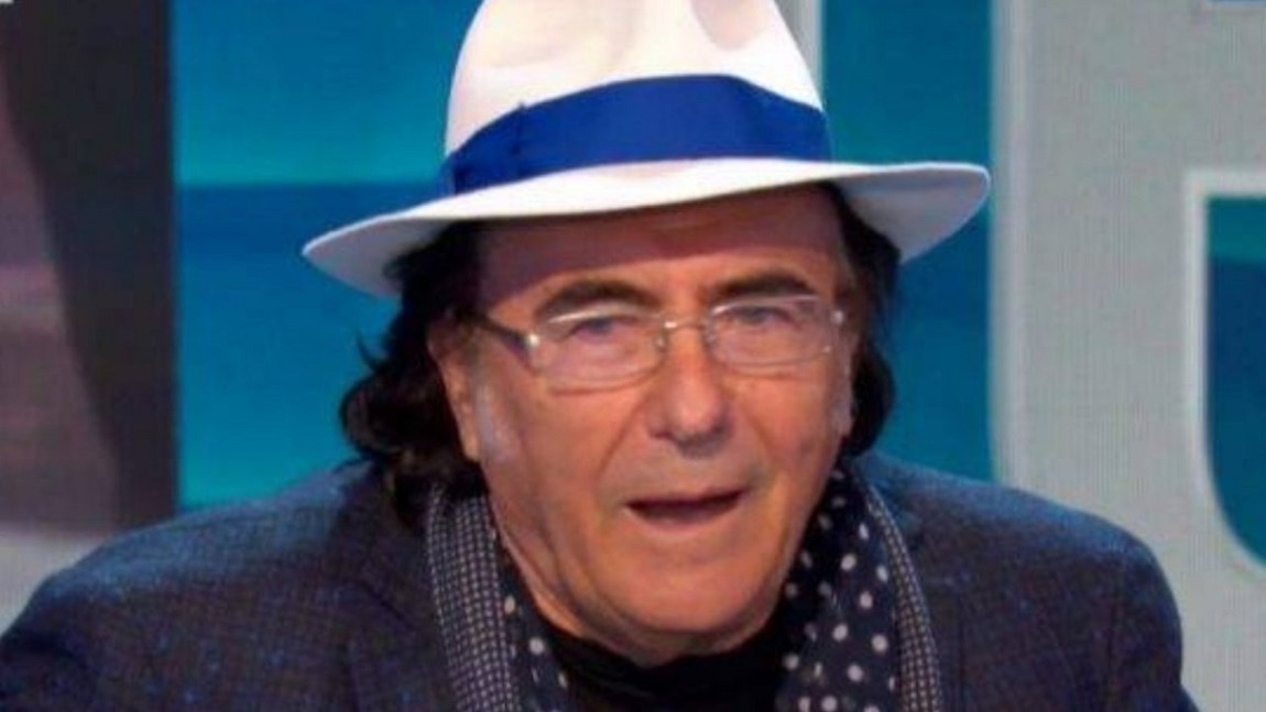 Al Bano to Dancing with the Stars and Jasmine in Mediaset