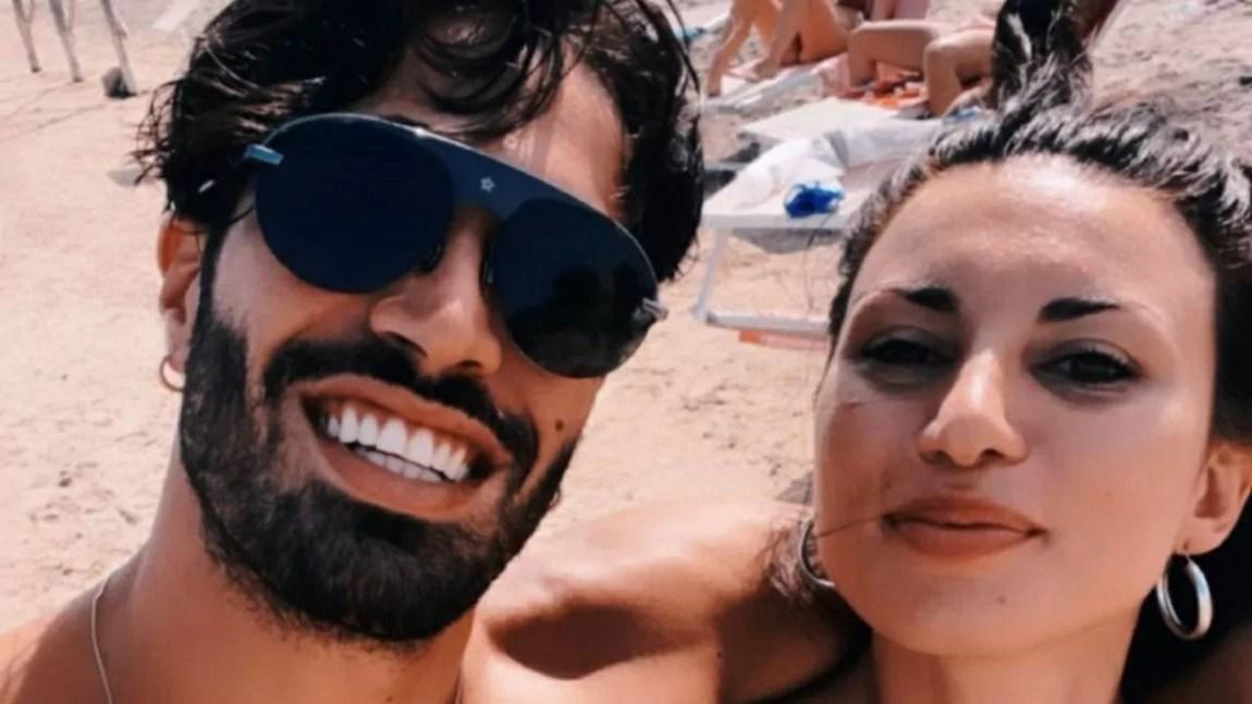 Temptation Island: Manuela and Luciano the big step