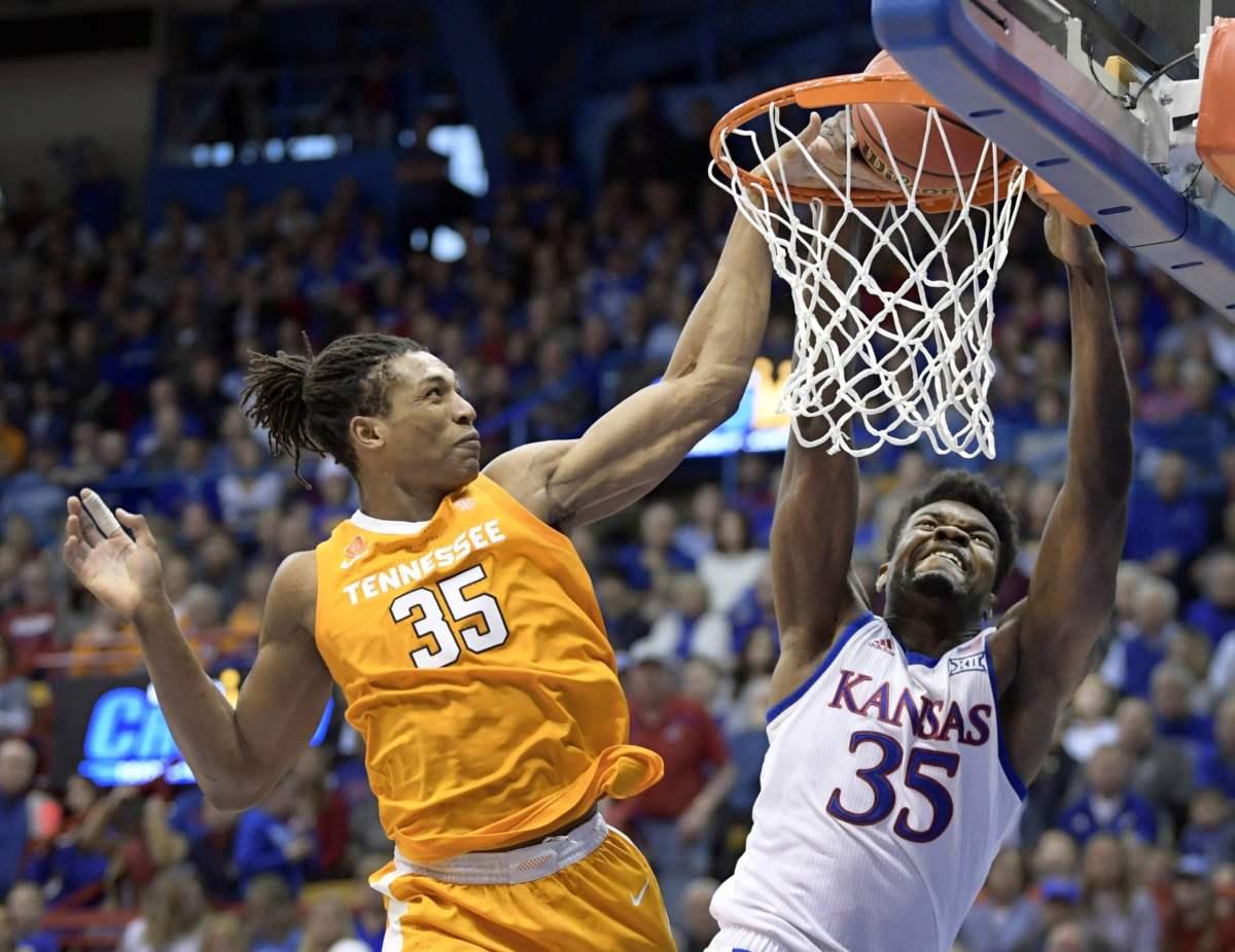 Kansas Jayhawks vs Tennessee Volunteers   Odds, Predictions   BigOnSports