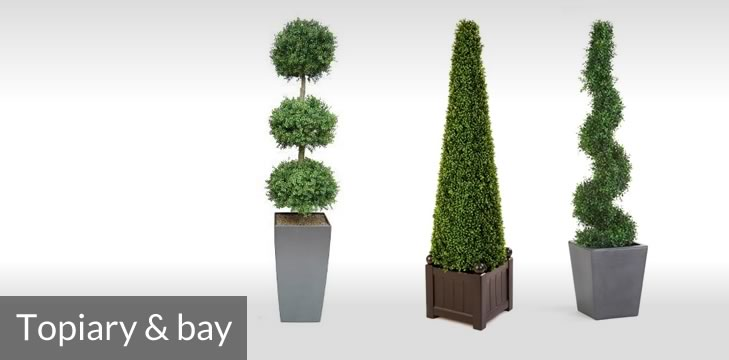 Decorative Fake Trees For The Home