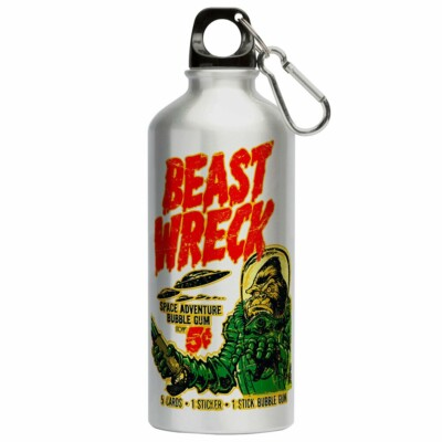 Squeeze Beast Wreck Attacks 500ml Aluminio