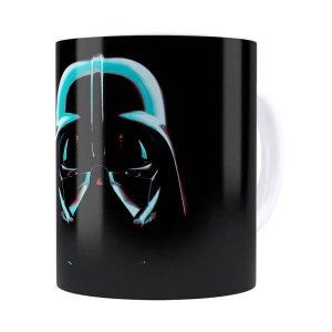 Caneca Star Wars Darth Vader 04 Branca