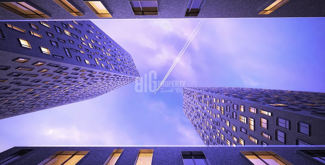 Deluxe property for sale near to mall in Istanbul Kucukcekmece