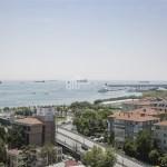 Deluxe propeties for sale with wonderful sea view in Istanbul Zeytinburnu