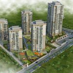 Green luxury family apartments for sale Istanbul Atakent