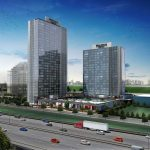 Apartments For Sale in Istanbul Mahmutbey and It Is Across the University Next to Shopping Mall