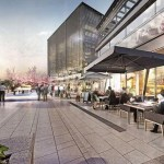 Luxury offices beside shopping mall for sale in Istanbul kucukcekmece