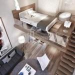 Modern design offices for sale in Istanbul Basin Ekspres