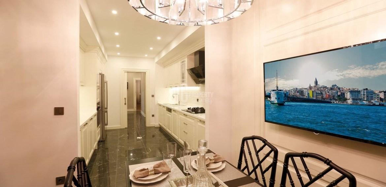 the cheapest apartments azur marmara project in beylikduzu