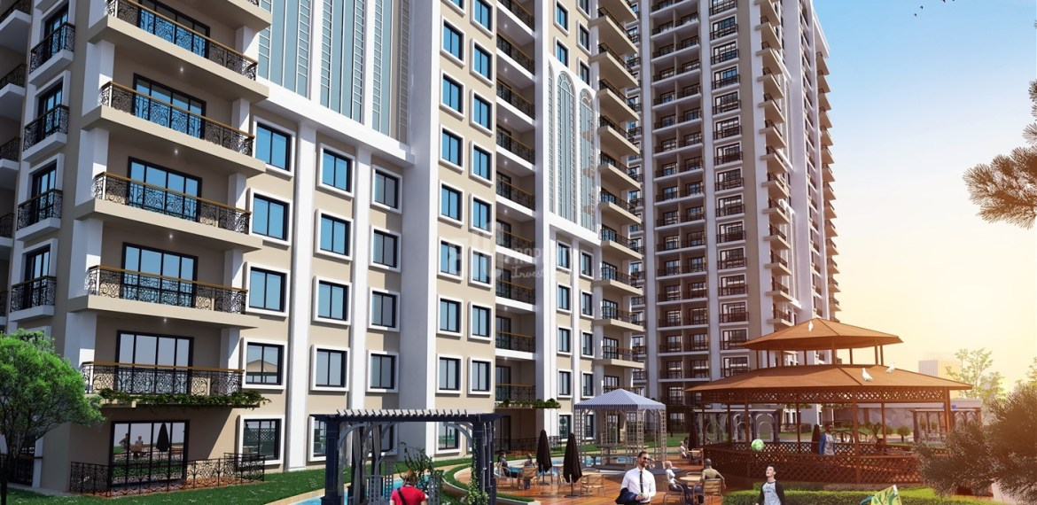 Family Concept Cheap Properties for Sale in Esenyurt İstanbul